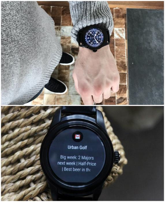 Montblanc Summit - умные часы класса «люкс».