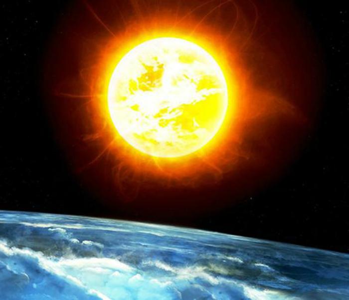 Звезда по имени Солнце в зоне риска.