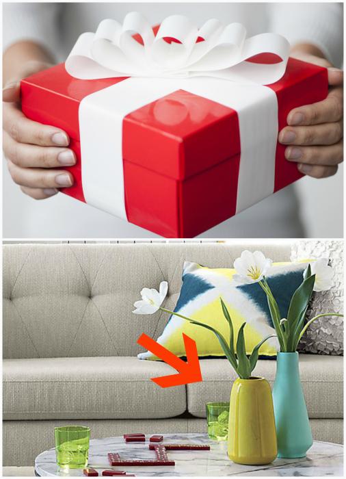 Подарки, которые раздражают.