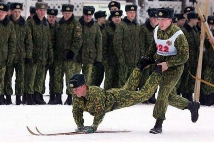 Армейские будни на Novate.ru. | Фото: Hodor.lol.