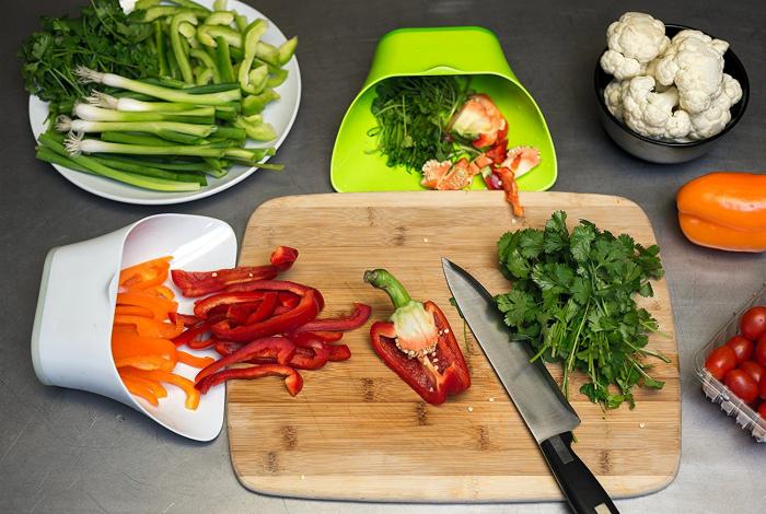 Контейнеры для овощей.