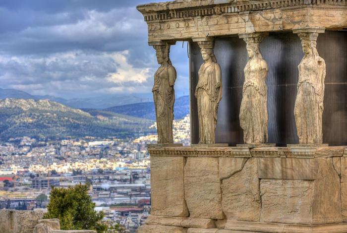 Город Богов - Афины. | Фото: Национальный Туристический Союз.
