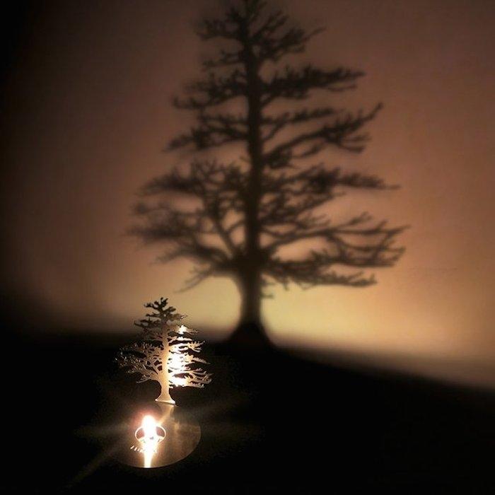 Ночник «Дерево».