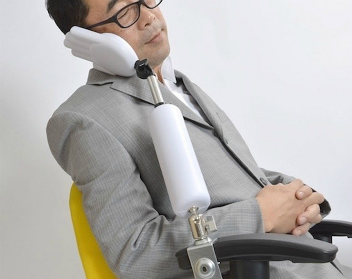 Устройство для поддержки головы.
