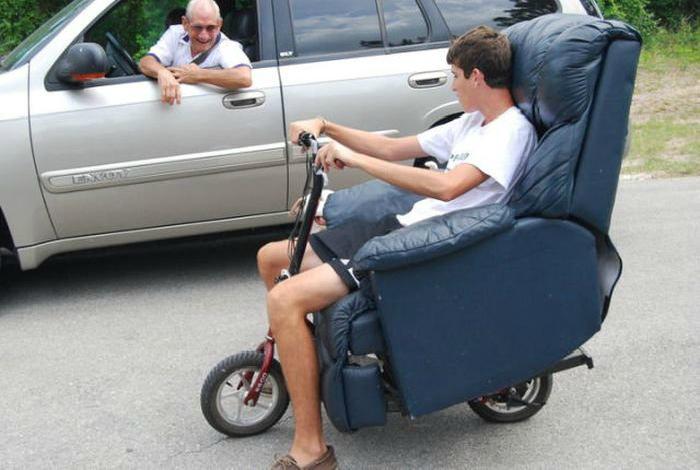 По информации Novate.ru, ленивые люди самые изобретательные! | Фото: Rulez-t.info.