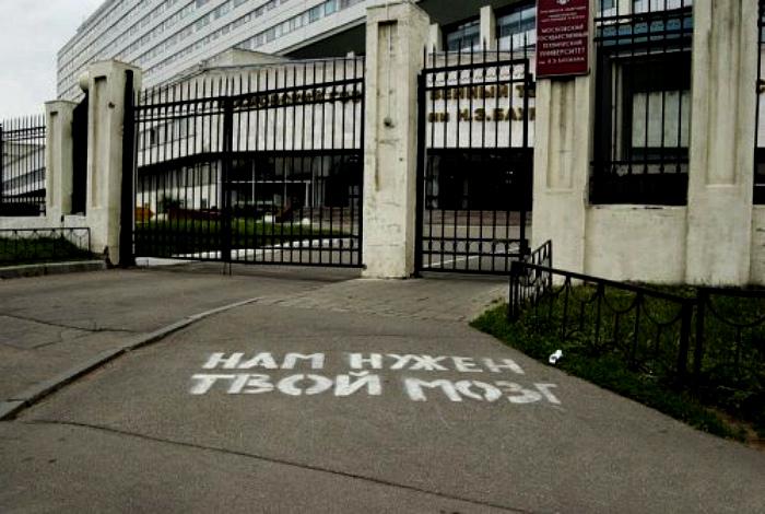 Звучит, как лозунг зомби-апокалипсиса! | Фото: Medpred.ru.