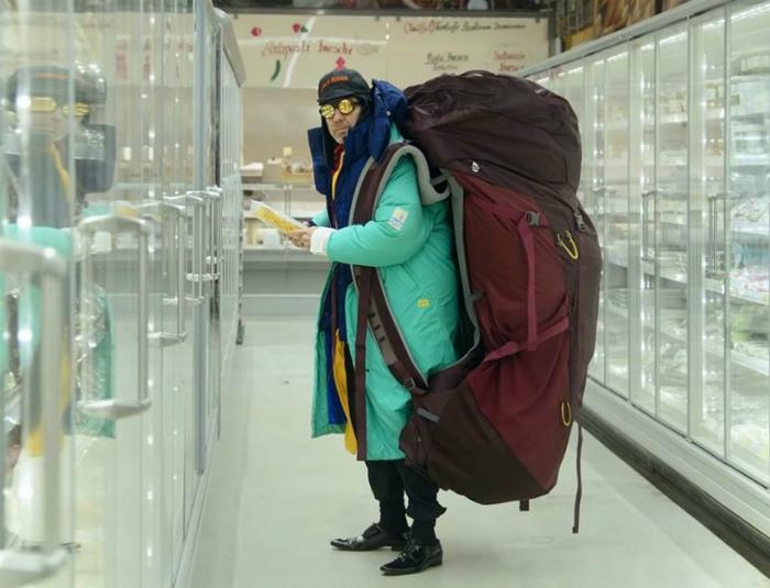 «Вам пакет нужен?» | Фото: theCHIVE.