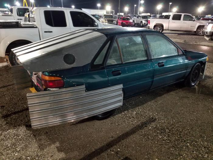 Улучшил свою машину.