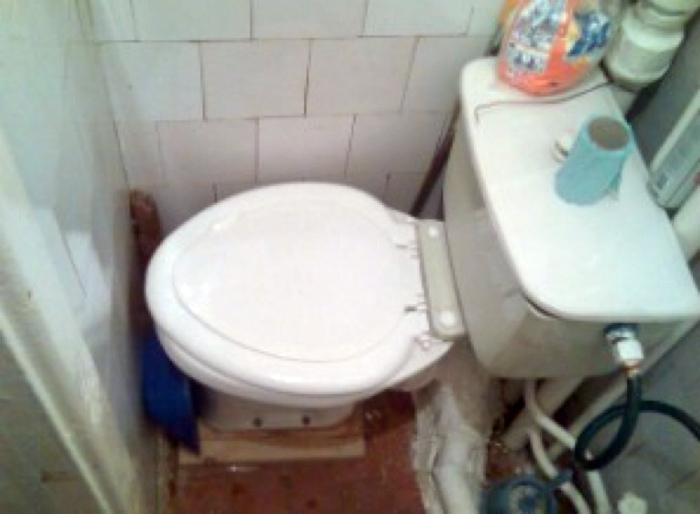 Квест «Туалетная комната».