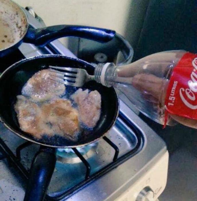 Креативный кухонный девайс.