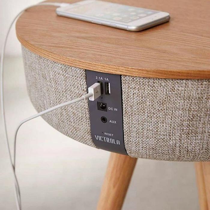 Аккуратный кофейный столик. | Фото: Slydor.