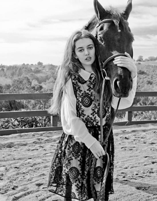 Бестелесная лошадь.