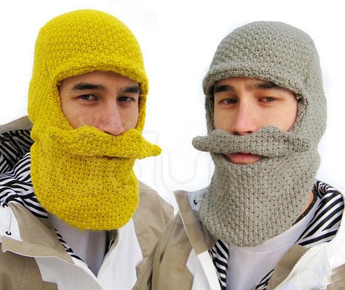 Для мужчин, которые мечтают об усах но не могут их отрастить.