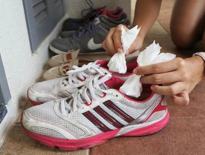 Избавиться от неприятного запаха. | Фото: Помощь в чистоте для домохозяек.