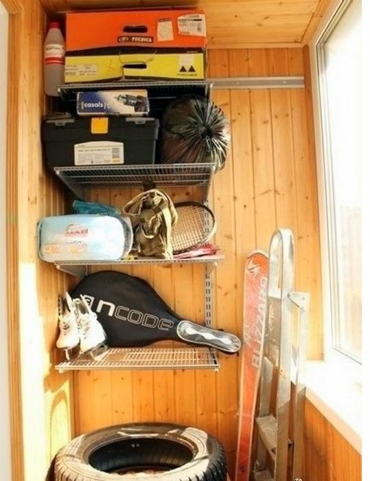 Хранить дома ненужные.   Фото: Pinterest.