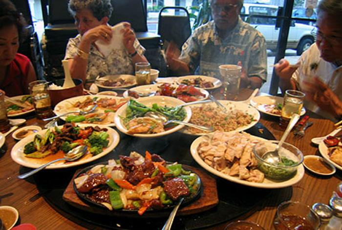Понятие китайской кухни.