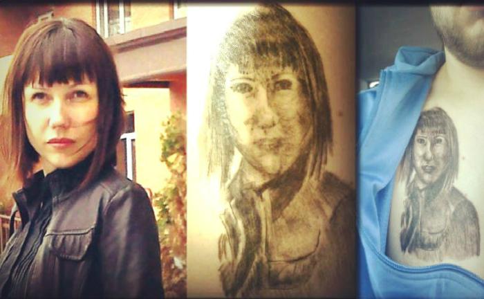 Яркий пример того, как обычная татуировка меняет судьбу и разрушает семью...