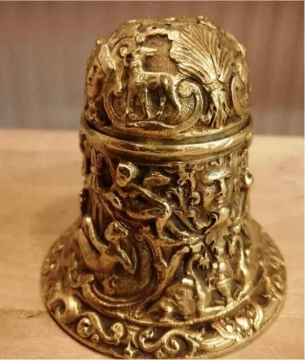 Старинный колокол.   Фото: Infodays.