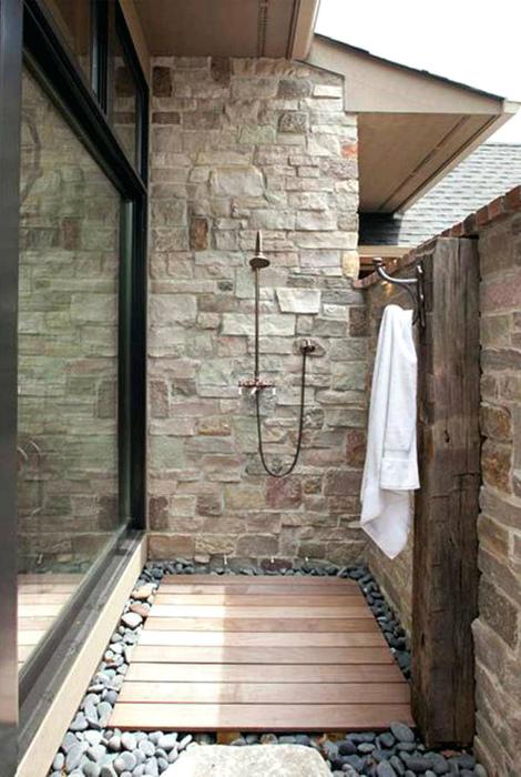 Потрясающий летний душ. | Фото: dubais.info.