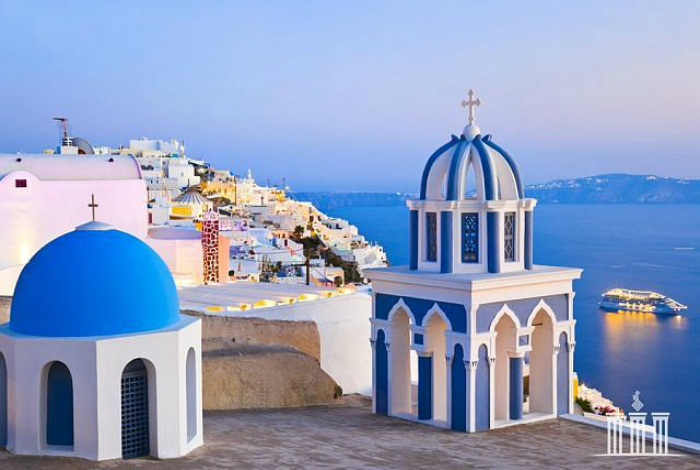 Греческая кухня и религия. | Фото: Греция.