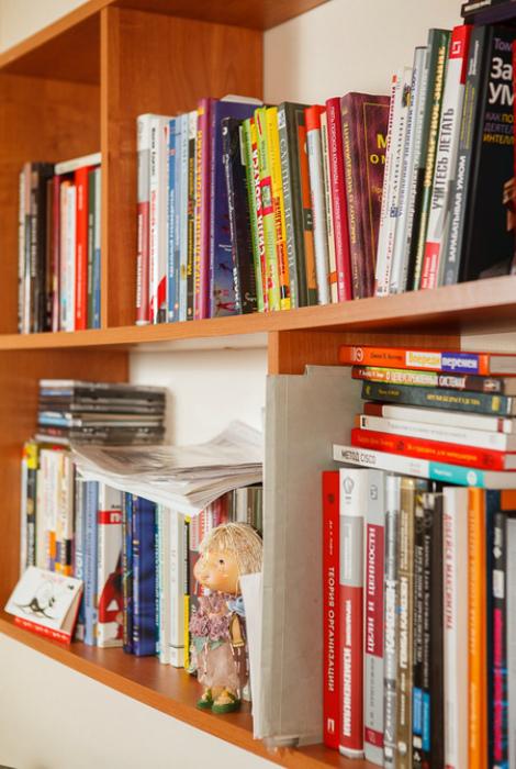 Бесполезные книги. | Фото: blog.mann-ivanov-ferber.ru.