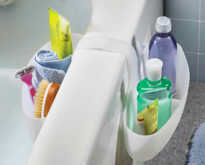 Бутылочки и аксессуары. | Фото: Разложим по полочкам.