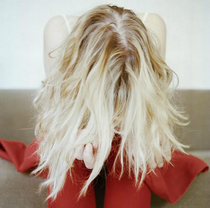 Осветление волос моющим средством. | Фото: Shpilki.NET.