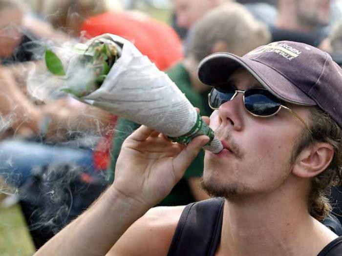 Нидерланды - страна наркотиков.