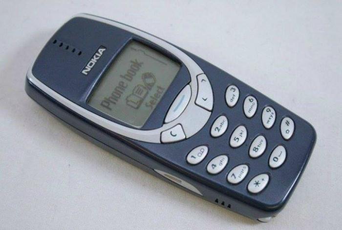 Телефон Nokia 3310. | Фото: Nintendo Life.