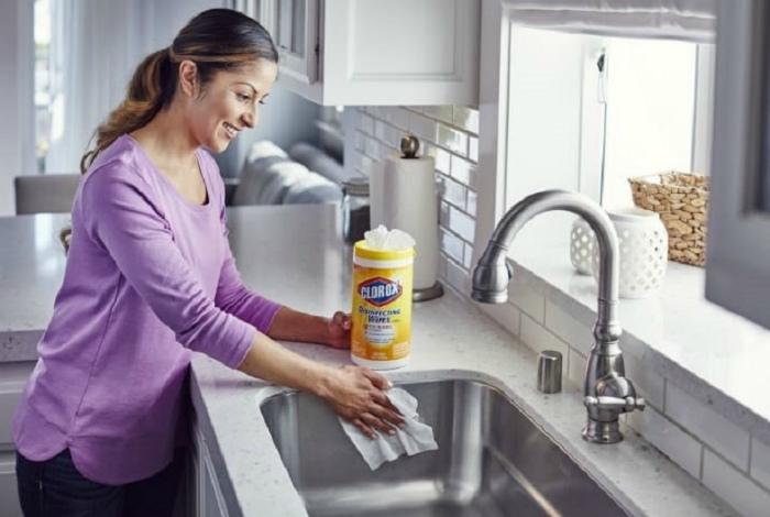 Салфетки, способные убрать жир. | Фото: Elite Daily.