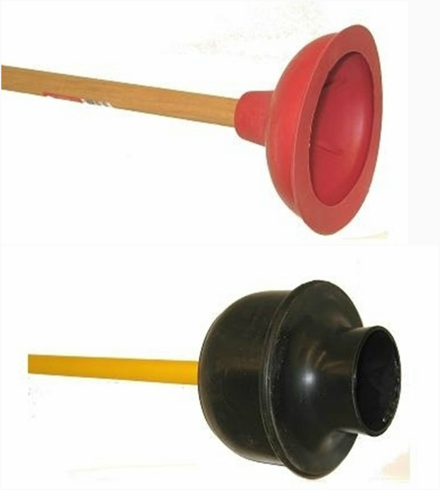 how to use a plunger to unclog a sink drain. Black Bedroom Furniture Sets. Home Design Ideas