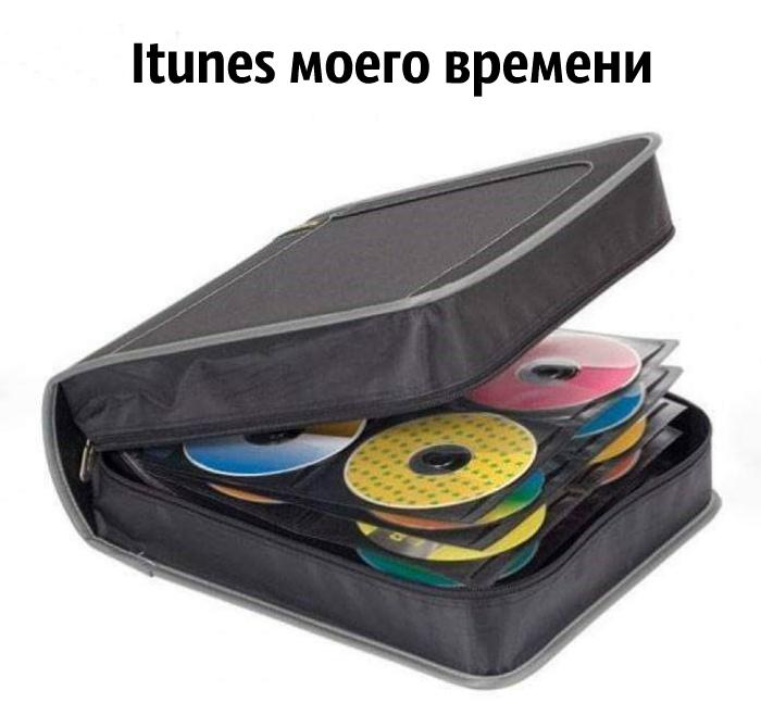 Папка для дисков.