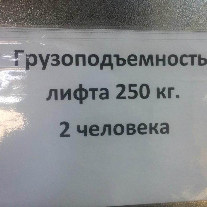 Вес среднестатистического россиянина. | Фото: Sensum.Club.