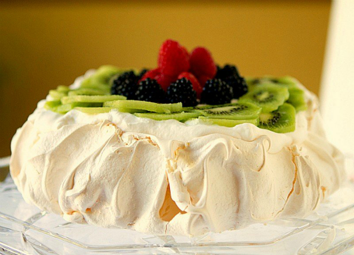 Традиционный австралийский торт.