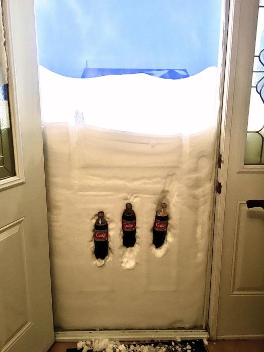 Совет, как использовать погодную ситуацию с пользой. | Фото: SnowBrains.