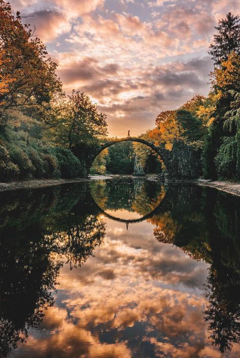 Красивее места сложно себе представить.