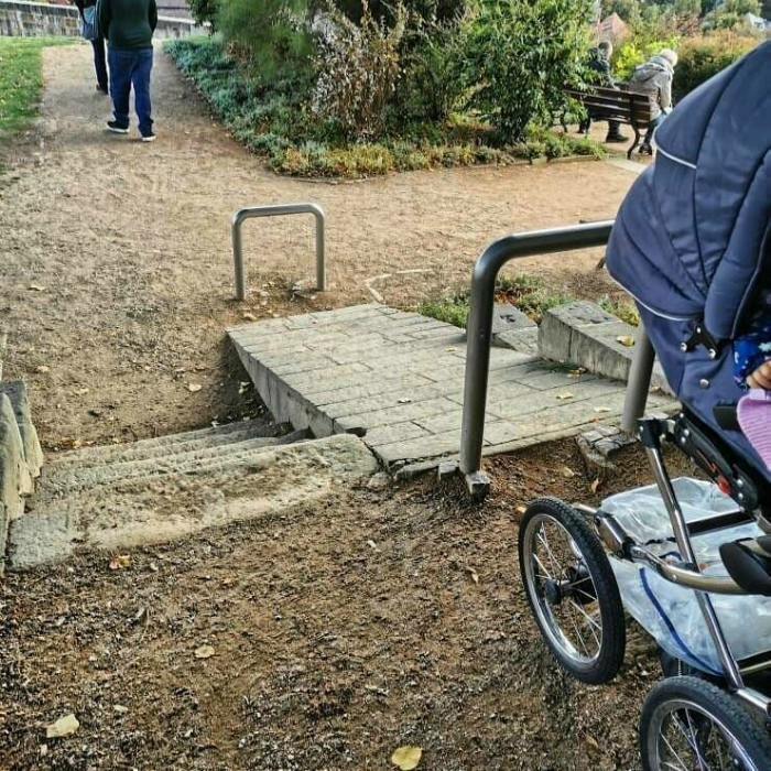 ЖКХ против колясок. | Фото: myrussia.life.