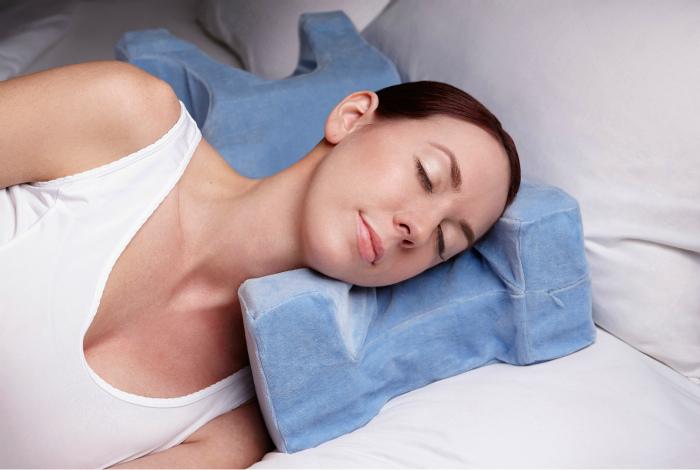 Деликатная подушка, препятствующая старению. | Фото: Your Keyword Basket.