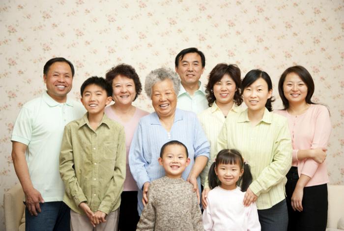 Бабушка – глава семьи. | Фото: Good Life Journal.