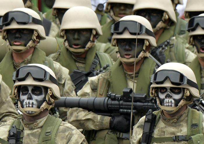 Эскадрон смерти на Филиппинах.