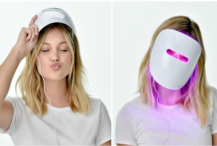 Косметическая маска Light Therapy Acne Mask.