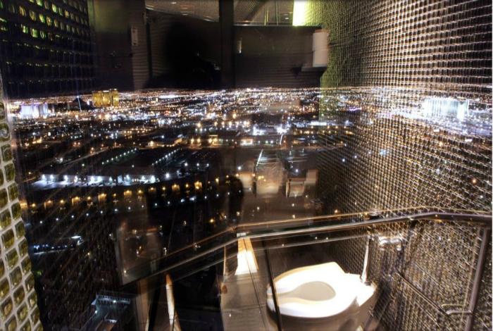 Ночной клуб «Moon» в Лас-Вегасе.