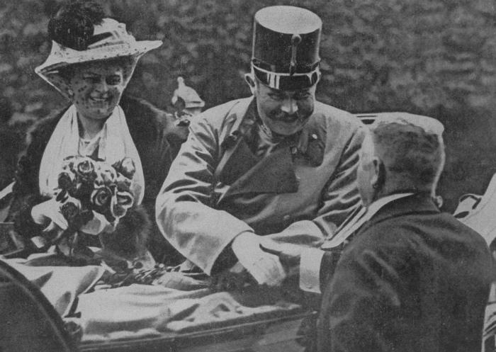 Поворот не туда ускорил начало Первой мировой войны.