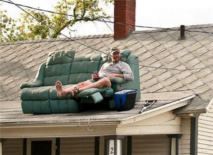 Смешные картинки мужик на диване
