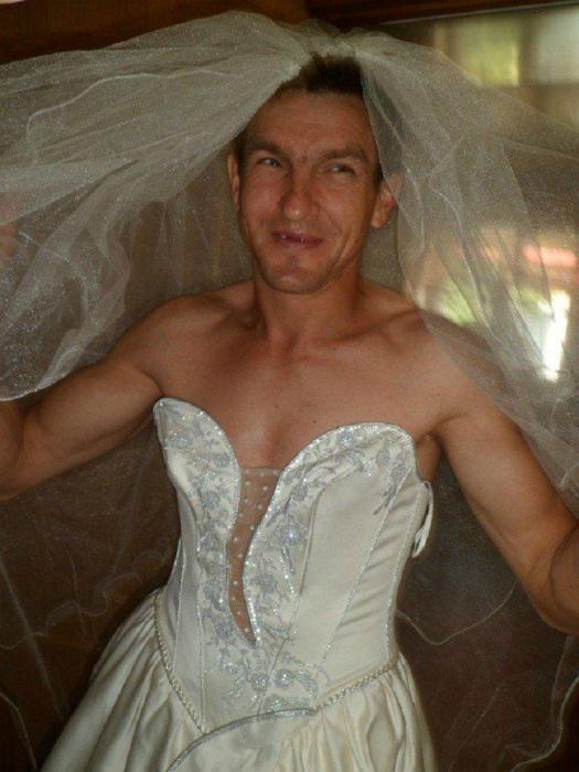 Фальшивая невеста.