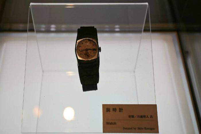 Часы, принадлежащие японцу Акито Каваго.