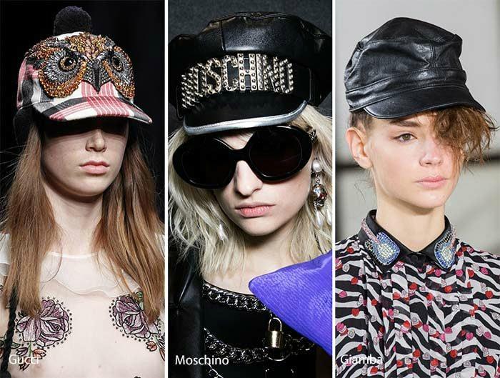 Стильные кепки и кепи.