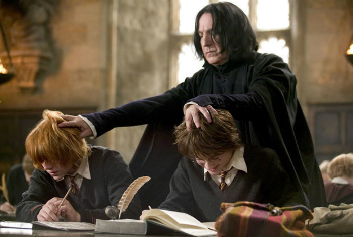 Курс по книгам про Гарри Поттера. | Фото: Пикабу.