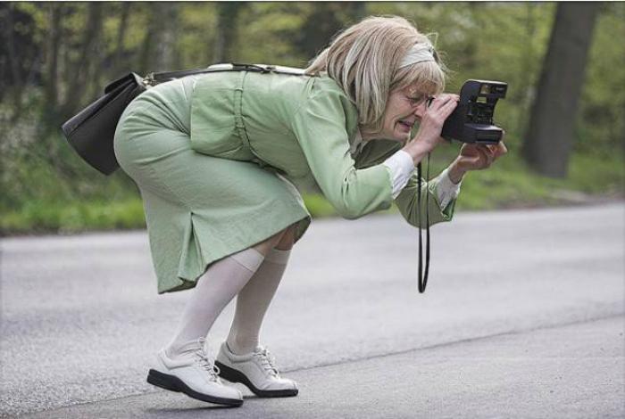 Профессиональный фотограф.