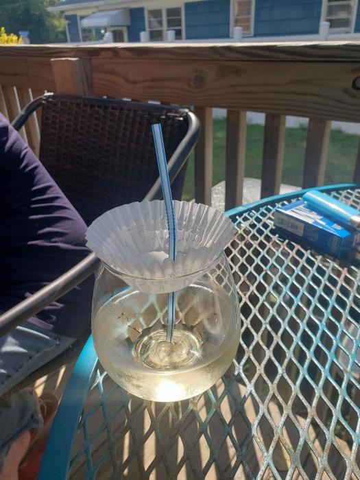 Одноразовая крышка для стакана. | Фото: Reddit.